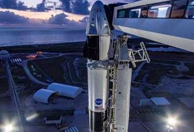 SpaceX es la nueva carta en el mercado espacial