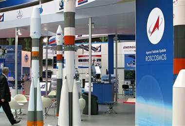 La agencia espacial rusa felicita a su nuevo competidor SpaceX