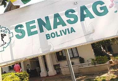 La institución sanitaria está de luto/Foto: EL DEBER