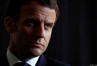 """Macron desea la """"presencia de todos"""" en cumbre del G7"""