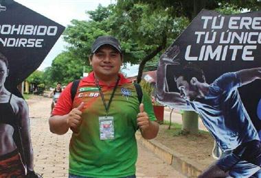 Juan Carlos Vaca falleció este domingo en Trinidad