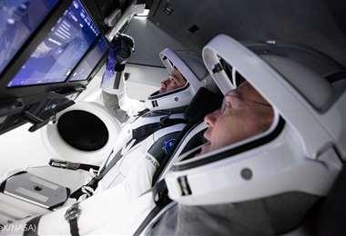 SpaceX y NASA, tras la conquista del espacio