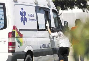 El sistema de salud está al límite de su capacidad en el país. Foto: Ricardo Montero