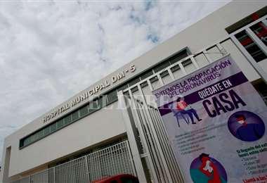 El centro de El Remanso fue uno de los primeros entregados por la Alcaldía a la Gobernación /Foto: Ricardo Montero