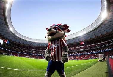 En el Wanda Metopolitano se jugará la final de la Copa del Rey. Foto: internet