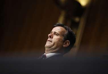 El nominado para el servicio de Inteligencia. Foto AFP