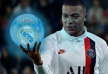 Kylian Mbappé, de 21 años, está en la mira del Real Madrid desde hace algunos años. Foto: Internet