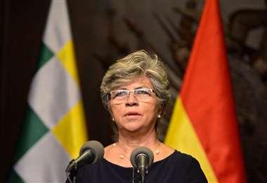 María Elba Pinkert (Foto: ABI)
