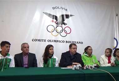 El Comité Olímpico Boliviano (COB) organiza charlas sobre Deporte de Alto Rendimiento y Doping. Foto: Internet