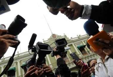 Una decena de trabajadores de la prensa se encuentran aislados para prevenir Covid-19