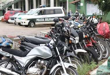 Desde el 1 de mayo hay 90 motorizados por no contar con permiso