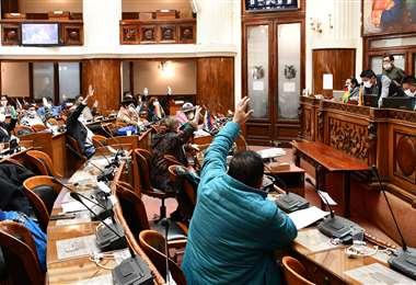 La norma fue aprobado por los diputados este miércoles. Foto Cámara de Diputados