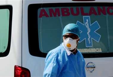 La cantidad de personal médico con el virus tiende a aumentar en los próximos días. Foto: Ricardo Montero