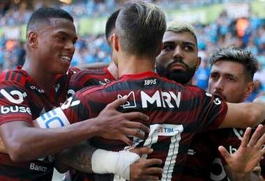 Existe mucha preocupación en el club Flamengo por la cantidad de casos de coronavirus. Foto: Internet