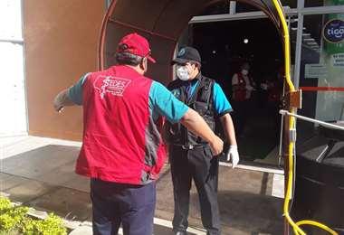 Tarija cumple la cuarentena por la pandemia del Covid-19