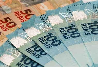 La moneda brasileña en caída. Foto Internet