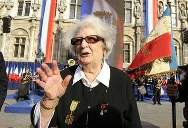 Cécile Rol-Tanguy, en 2009. Foto AFP