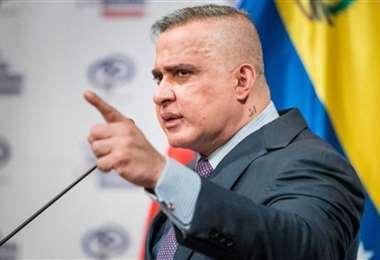 El fiscal general venezolano. Foto Internet