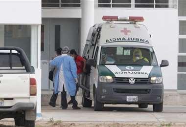 Las autoridades sanitarias extreman medidas para hacer frente a la epidemia. Foto: Fuad Landívar