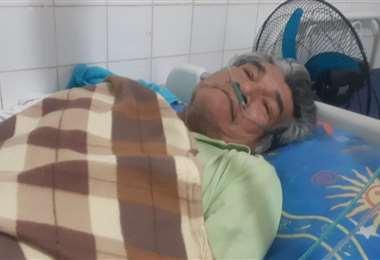 El líder indígena postrado en cama I La Palabra del Beni
