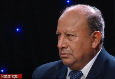 Virgilio Prieto, jefe de Epidemiología