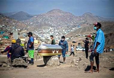 América Latina supera el millón de casos de Covid-19