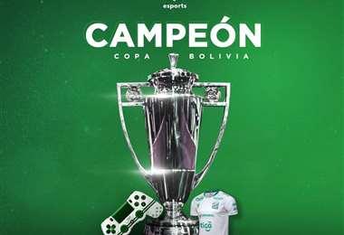 La página oficial (Facebook) de Oriente destaca el logro refinero en la  Copa Bolivia E-Sports. Foto: internet