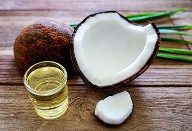 El aceite de coco tiene muchas propiedades naturales