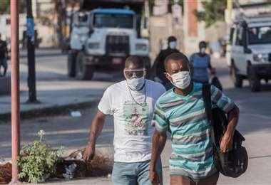 La situación tiende a agravarse, especialmente en la capital Puerto Príncipe. Foto Internet