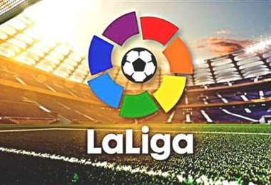 El campeonato español se reanudará este jueves con el partido Sevilla-Betis. Foto: internet