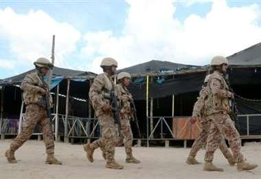 Militares se podrían sumar a lucha contra la delincuencia en Perú