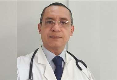 El médico Carlos Quant también fue despedido por cuestionar la política de salud del gobierno de Ortega. Foto La Prensa