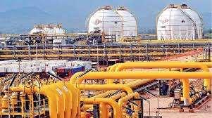 La planta separadora de líquidos Gran Chaco fue construida en una superficie 469 hectáreas en la gestión del anterior Gobierno /Foto: EL DEBER