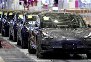 Las acciones de Tesla han superado por primera vez en su historia la barrera de los 1.000 dólares