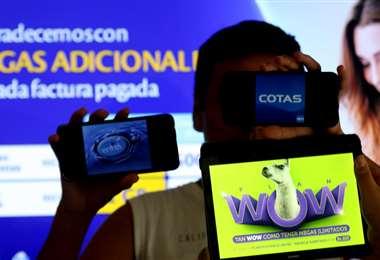 Los proveedores de internet y televisión por cable tienen complicada su situación por la mora/Foto: Ricardo Montero