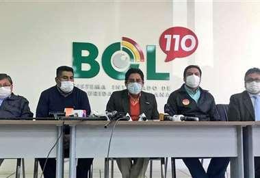 El COED se reunirá hoy en La Paz