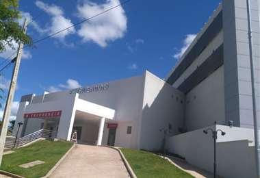 Hospital de tercer nivel de Cobija