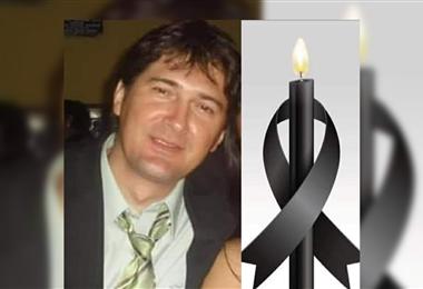 En San Ramón rindieron homenaje póstumo a Jhon Rodríguez. Foto. Genrry Guasebe
