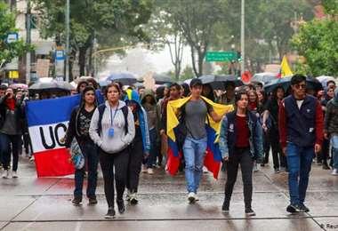 """""""Defendamos la Paz"""": trabajando por Colombia, desde Europa"""