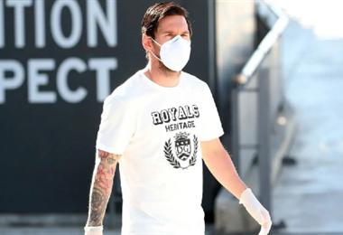 Lionel Messi comandará el ataque del Barza
