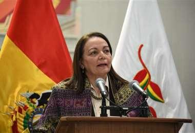 La ministra de Salud estará mañana en la reunión ampliada del COED de Santa Cruz
