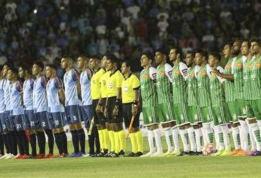 El torneo Apertura se paralizó el 15 de marzo, luego de la disputa de la fecha 12. Foto: internet