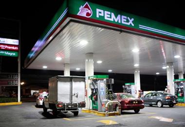 Petróleos Mexicanos podría surtir el mercado venezolano. Foto Internet