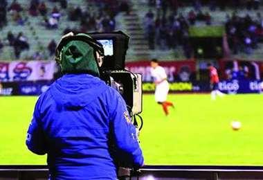 La nueva propuesta por los derechos de televisión es la esperanza para los clubes de la División Profesional. Foto: internet