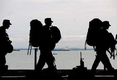 Disminuirá el contingente militar de EEUU presente en Alemania. Foto Internet