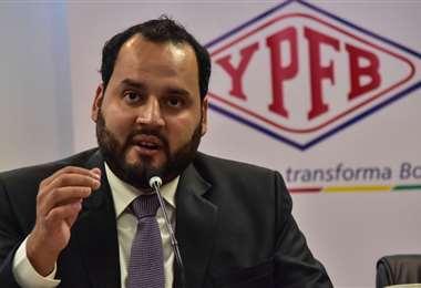 El expresidente de YPFB, Herland Soliz, negó las acusaciones en su contra /Foto: APG Noticias