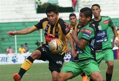Diego Wayar tiene 26 años de edad y hace dos años debutó en la selección absoluta de Bolivia. Foto: APG Noticias