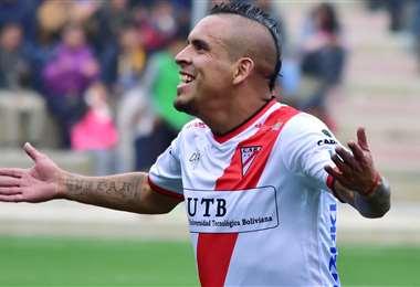 Marcos Ovejero lleva dos goles convertidos en lo que va del torneo Apertura. Foto: Internet