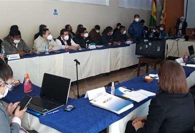 Los municipios reclaman recursos desde marzo para enfrentar la pandemia/Foto: Amdecruz