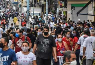 América Latina supera los 80.000 muertos por coronavirus
